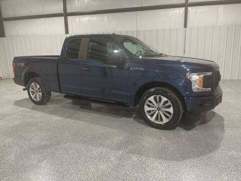 2018 Ford F-150 for sale at Hatcher's Auto Sales, LLC in Campbellsville KY
