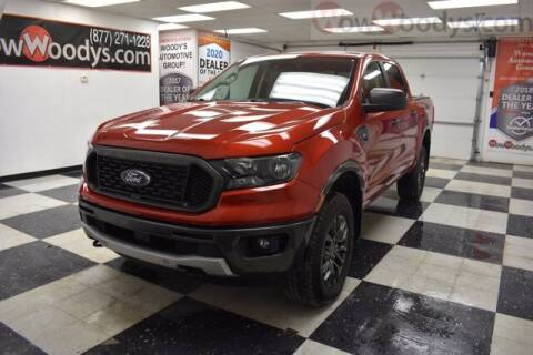 2019 Ford Ranger for sale at WOODY'S AUTOMOTIVE GROUP in Chillicothe MO