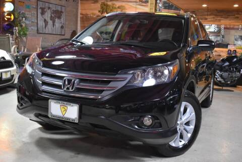 2014 Honda CR-V for sale at Chicago Cars US in Summit IL