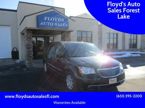 2014 Chrysler Town and Country for sale at Floyd's Auto Sales Forest Lake in Forest Lake MN