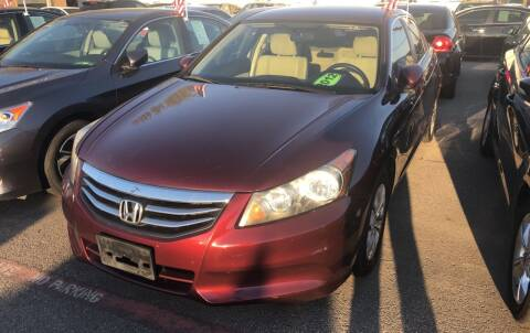 2012 Honda Accord for sale at Auto Access in Irving TX
