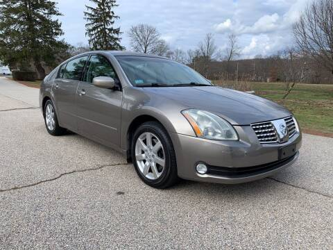 2004 Nissan Maxima for sale at 100% Auto Wholesalers in Attleboro MA