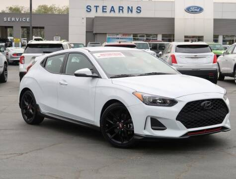 2019 Hyundai Veloster for sale at Stearns Ford in Burlington NC