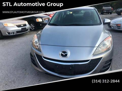 2010 Mazda MAZDA3 for sale at STL Automotive Group in O'Fallon MO