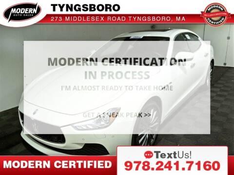 2017 Maserati Ghibli for sale at Modern Auto Sales in Tyngsboro MA