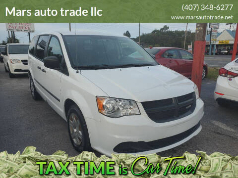 2014 RAM C/V for sale at Mars auto trade llc in Kissimmee FL