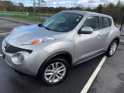2012 Nissan JUKE for sale at SODA MOTORS AUTO SALES LLC in Newport RI