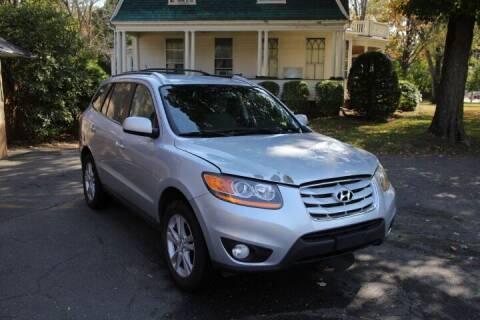 2010 Hyundai Santa Fe for sale at FENTON AUTO SALES in Westfield MA