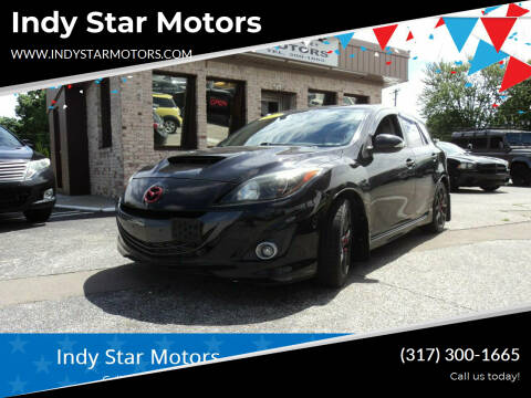 2013 Mazda MAZDASPEED3 for sale at Indy Star Motors in Indianapolis IN