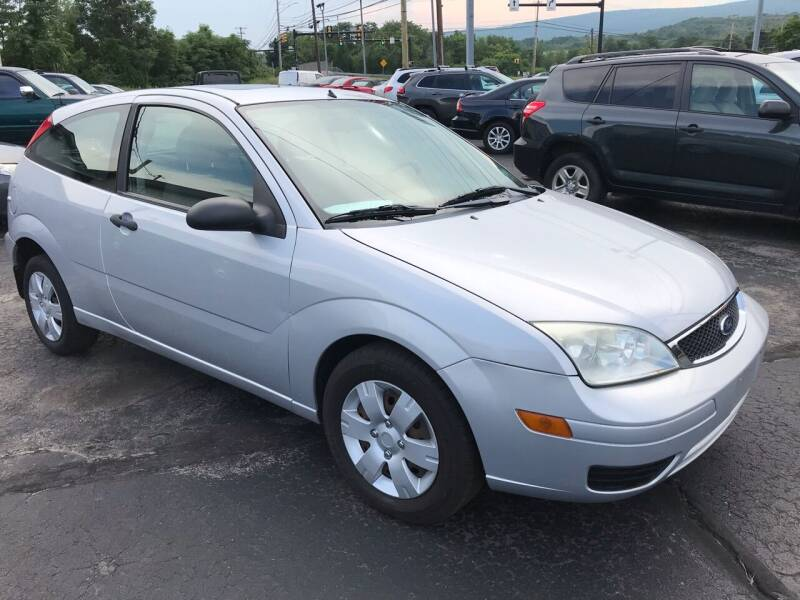 2007 Ford Focus for sale at Rinaldi Auto Sales Inc in Taylor PA