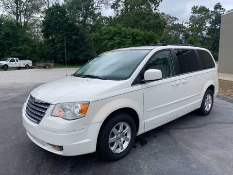 2008 Chrysler Town and Country for sale at Port City Cars in Muskegon MI