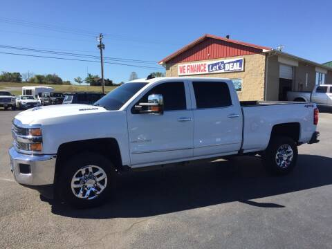 2018 Chevrolet Silverado 2500HD for sale at Auto Martt, LLC in Harrodsburg KY