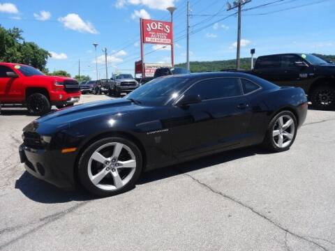 2012 Chevrolet Camaro for sale at Joe's Preowned Autos 2 in Wellsburg WV