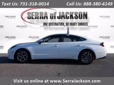 2020 Hyundai Sonata for sale at Serra Of Jackson in Jackson TN