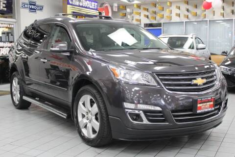 2015 Chevrolet Traverse for sale at Windy City Motors in Chicago IL