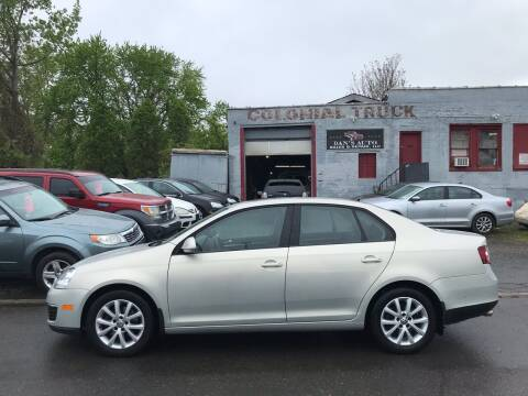 2010 Volkswagen Jetta for sale at Dan's Auto Sales and Repair LLC in East Hartford CT