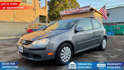 2008 Volkswagen Rabbit for sale at San Diego Auto Traders in San Diego CA