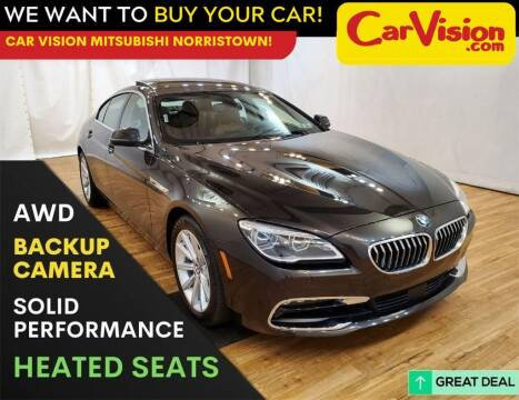 2017 BMW 6 Series for sale at Car Vision Mitsubishi Norristown in Trooper PA