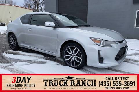 2014 Scion tC for sale at Truck Ranch in Logan UT