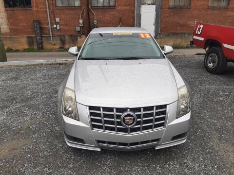2012 Cadillac CTS for sale at Lincoln County Automotive in Fayetteville TN