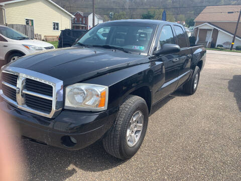 2006 Dodge Dakota for sale at MYERS PRE OWNED AUTOS & POWERSPORTS in Paden City WV