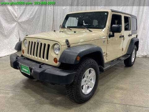 2011 Jeep Wrangler Unlimited for sale at Green Light Auto Sales LLC in Bethany CT