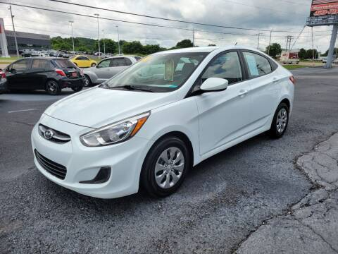 2017 Hyundai Accent for sale at Moores Auto Sales in Greeneville TN