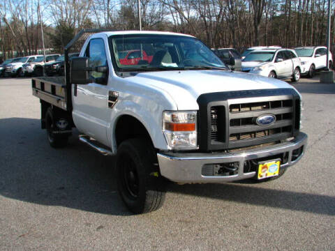 2009 Ford F-350 Super Duty for sale at Medway Imports in Medway MA