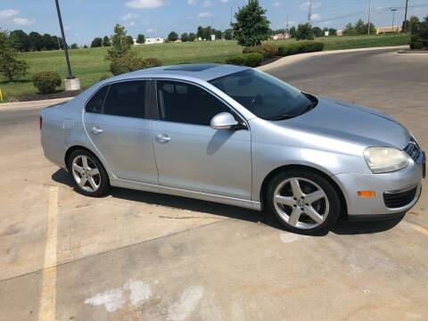 2008 Volkswagen Jetta for sale at Nice Cars in Pleasant Hill MO