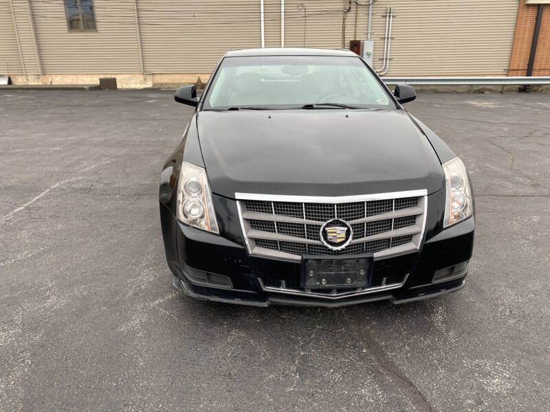 2011 Cadillac CTS for sale at RT Auto Center in Quincy IL