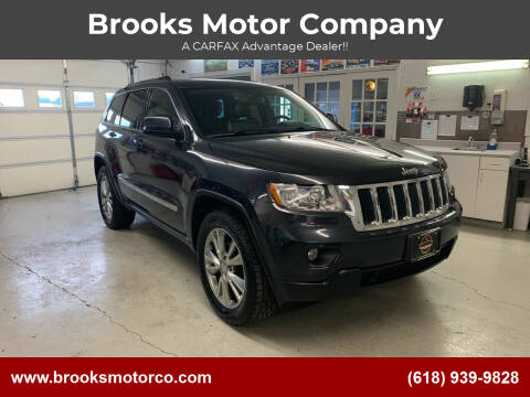 2013 Jeep Grand Cherokee for sale at Brooks Motor Company in Columbia IL