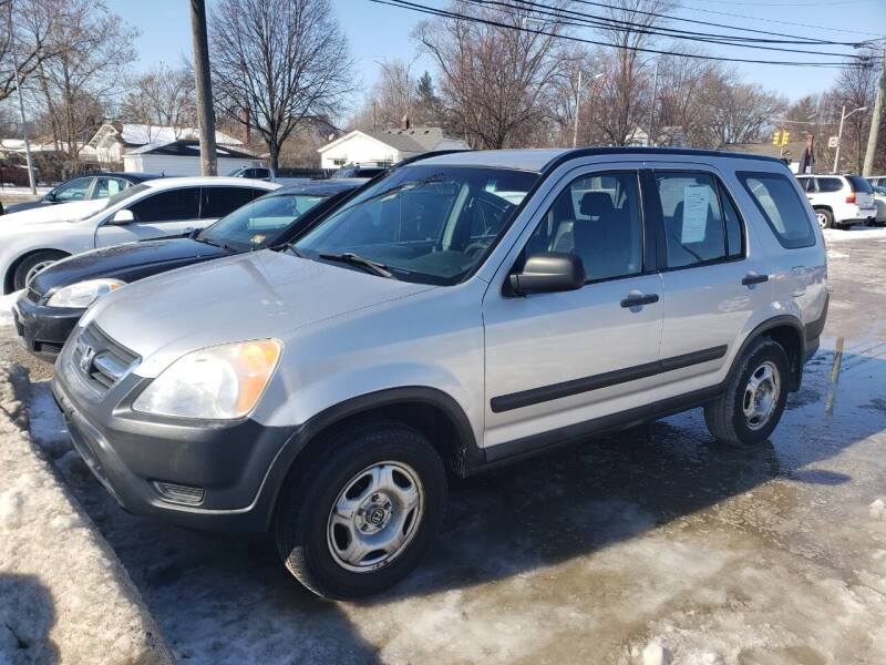 2002 Honda CR-V for sale at D & D All American Auto Sales in Mt Clemens MI