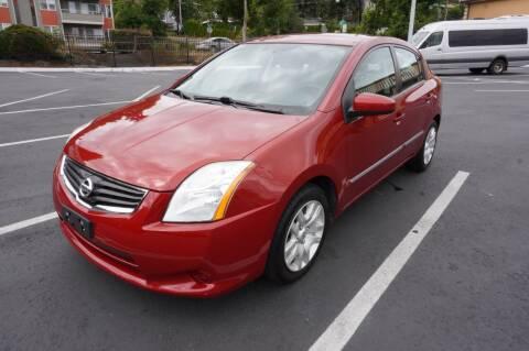 2011 Nissan Sentra for sale at Precision Motors LLC in Renton WA