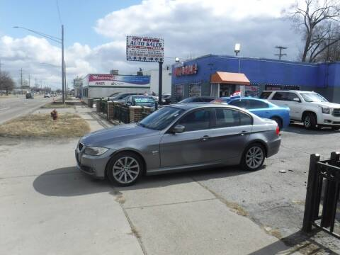 2009 BMW 3 Series for sale at City Motors Auto Sale LLC in Redford MI