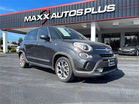 2014 FIAT 500L for sale at Maxx Autos Plus in Puyallup WA