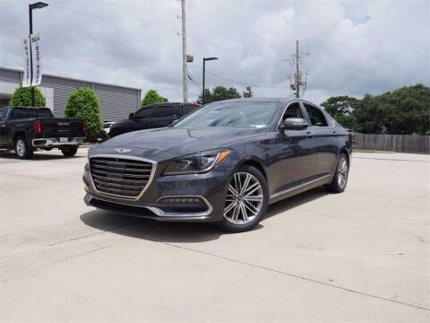 2018 Genesis G80 for sale at Metairie Preowned Superstore in Metairie LA