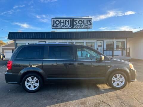 2012 Dodge Grand Caravan for sale at John Solis Automotive Village in Idaho Falls ID