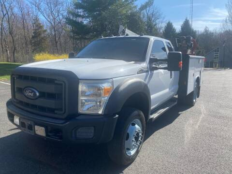 2012 Ford F-450 Super Duty for sale at Advanced Fleet Management in Bloomfield NJ