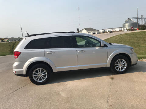 2014 Dodge Journey for sale at Lanny's Auto in Winterset IA