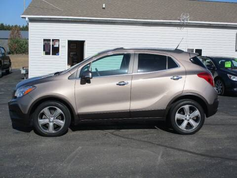 2014 Buick Encore for sale at Plainfield Auto Sales, LLC in Plainfield WI