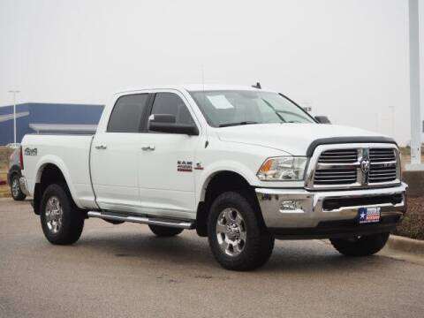 2017 RAM Ram Pickup 2500 for sale at Douglass Automotive Group in Central Texas TX