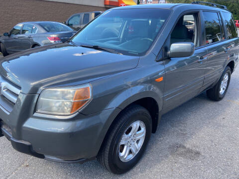 2008 Honda Pilot for sale at Best Choice Auto Sales in Methuen MA