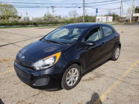2012 Kia Rio 5-Door for sale at REM Motors in Columbus OH
