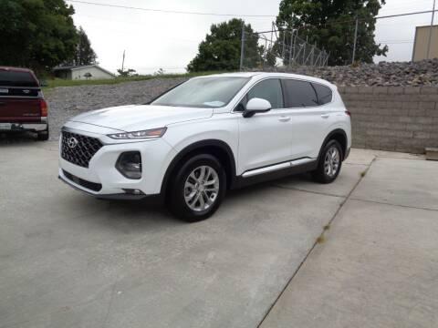 2020 Hyundai Santa Fe for sale at Ingram Motor Sales in Crossville TN