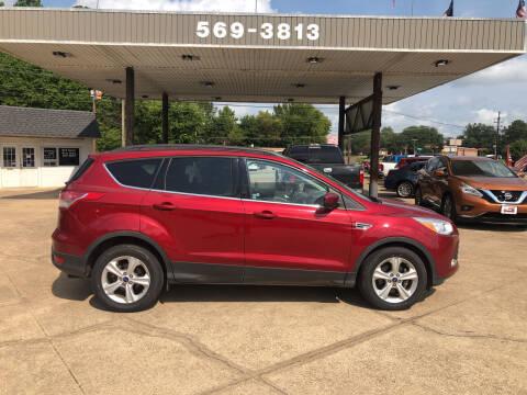 2014 Ford Escape for sale at BOB SMITH AUTO SALES in Mineola TX