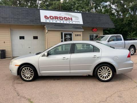 2006 Mercury Milan for sale at Gordon Auto Sales LLC in Sioux City IA