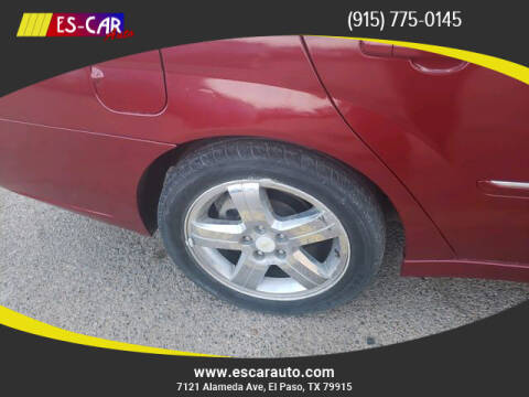 2006 Chevrolet Malibu for sale at Escar Auto in El Paso TX