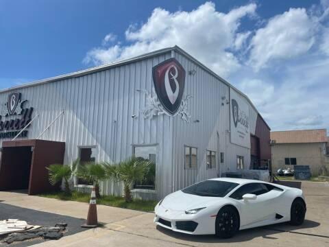 2019 Lamborghini Huracan for sale at Barrett Auto Gallery in San Juan TX