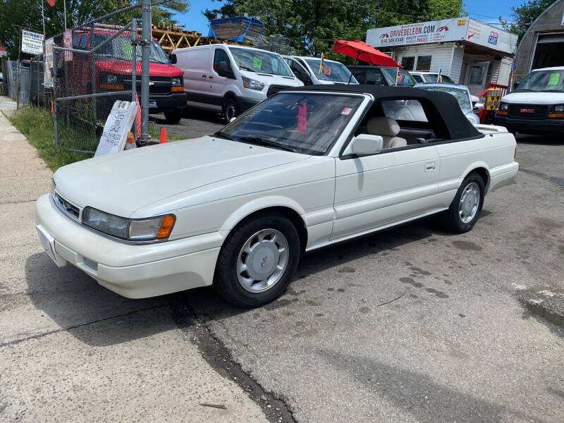 1992 Infiniti M30 for sale at White River Auto Sales in New Rochelle NY