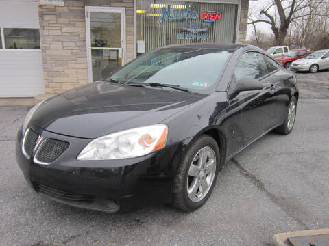 2007 Pontiac G6 for sale at Marks Automotive Inc. in Nazareth PA